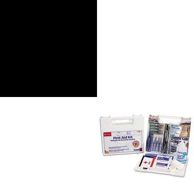 Kitavashp2501Bfao223U - Value Kit - Avanti Freestanding Refrigerator (Avashp2501B) And First Aid Only, Inc. Bulk First Aid Kit For 25 People (Fao223U)
