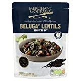 Merchant Gourmet Beluga Lentils 250G Ready To Eat