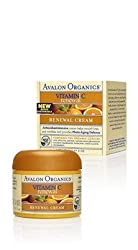 Vitamin C Renewal Cream Avalon Organics 2 oz Cream
