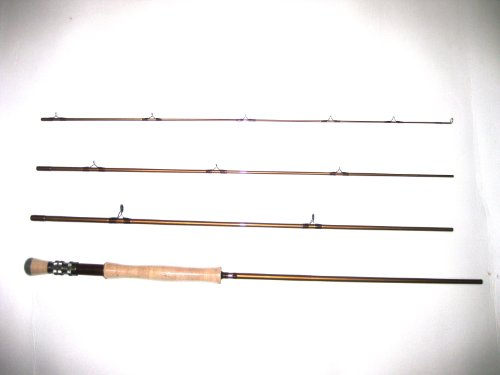 9ft Graphite Fly Fishing Rod (4 Section)