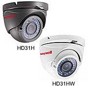 HD31H IR Ball Camera 960H Resolution VFMI Lens True Day/Night Indoor/Outdoor by Honeywell GRAY (Camera Honeywell compare prices)