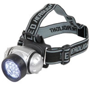 12 Led Headlight Headlamp Torch For Fishing Mechanic Inspection Work And More