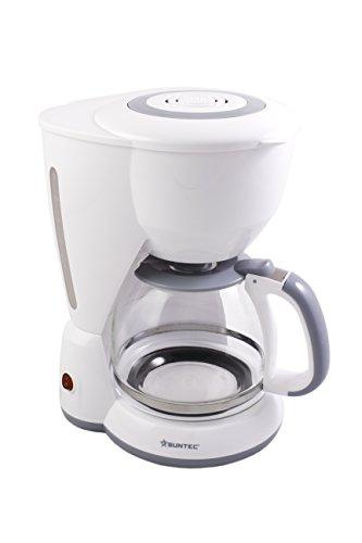 HOME Essentials - Kaffeemaschine KAM-9264 [Abnehmbare Glaskanne (1,3 l), Warmhaltefunktion, Anti-Tropf-Feature, max. 1000 Watt]