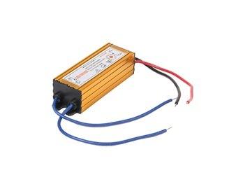 (9-12)*1W Lamp Waterproof Led Driver/Led Transformer (Golden Yellow)