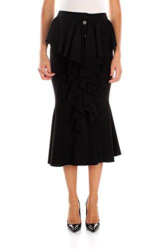15I4062060001-Givenchy-Jupes-Femme-Laine-Noir