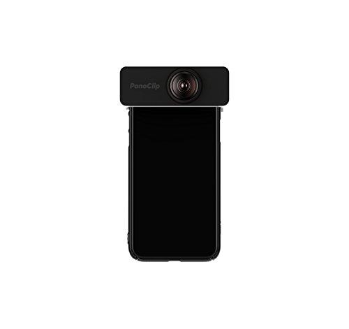 iPhoneで手軽に360度撮影ができるコンパクトなレンズ「PanoClip」