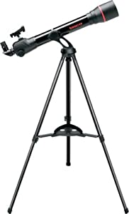 Tasco Spacestation 70x800mm Refractor AZ with Variable LED Red Dot Finderscope Telescope