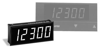 Digital Panel Meters 24Pin Low-Power Red Mini 4 1/2 Digit Led