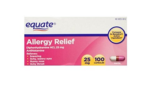 equate-allergy-relief-diphenhydramine-hci-25-mg-100ct-compare-to-benadryl-2-pack-by-equate