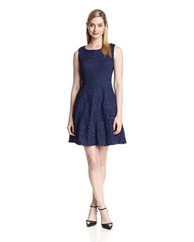 Eva Franco Women's Haven Lace Fit-and-Flare Dress