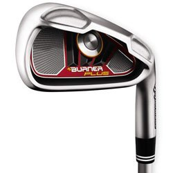 Men's TaylorMade Burner Plus Irons