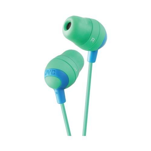 Jvc Hafx32G Marshmallow Earbuds (Green) (Jvc Hafx32G)