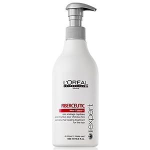 L'Oreal Serie Expert Fiberceutic Restorative Hair Sealing Treatment Unisex, 16.9 Ounce