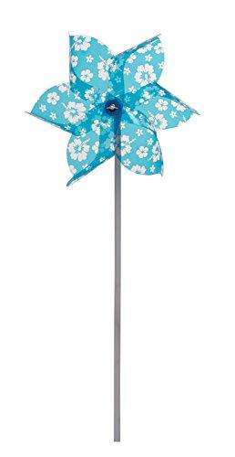 Creative Converting Pinwheel, Blue Floral