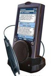 Ectaco Itravl Ntl-9C Deluxe Black Talking 2-Way Multilingual Language Communicator & Dictionary