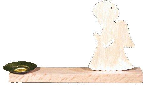 kinder bastelsets de holz bastelset 3 d kerzenhalter. Black Bedroom Furniture Sets. Home Design Ideas