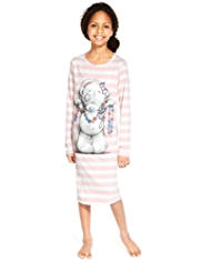 Tatty Teddy Striped Nightdress