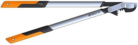 Fiskars Astscheren Getriebeastschere Bypass L x 98 PowerG, orange