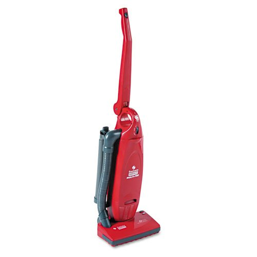 Electrolux Sanitaire - Multi-Pro Heavy-Duty Upright Vacuum, 13.75Lb, Red Sc785At (Dmi Ea