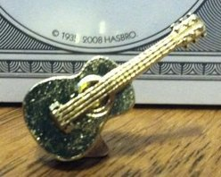 Monopoly Klassik Limited Edition: Goldene Gitarren-Spielfigur