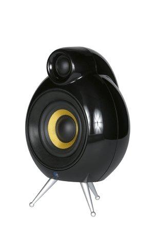 Scandyna Micropod SE (Black)  Single  Speaker