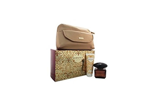 Versace Crystal Noir By Versace for Women Gift Set (Versace Perfume Crystal Noir compare prices)