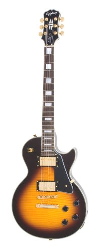 Epiphone Les Paul Custom Plus Vintage Sunburst Electric Guitar