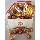 Caramel Tootsie Roll POPS Limited Edition Caramel Gift Package (3 Pack)