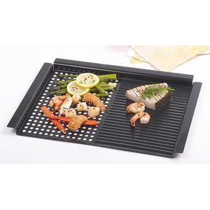 Norpro Dual Barbeque Grill Pan