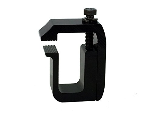 GCI Truck Cap / Camper Shell Clamp - Black Powder Coated (1) (Toyota Tundra Camper Shell compare prices)