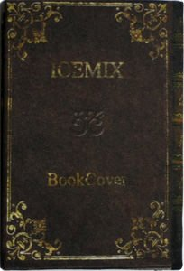 面白ブックカバー 【古書】 文庫本サイズ (紐しおり付き) かわいい Book Cover