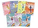 Rainbow Magic: Rainbow Fairies, 7 Books, RRP £27.93 (Ruby the Red Fairy, Amber the Orange Fairy, Saffron the Yellow Fairy, Fern the Green Fairy, Sky the Blue Fairy, Izzy the Indigo Fairy, Heather the Violet Fairy) (Rainbow Magic) Daisy Meadows