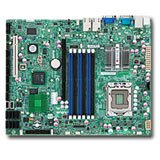 Up Intel X58 Lga1366 Max-24gb Ddr3 Atx Pcie16 Pci Vid Sata Gbe2