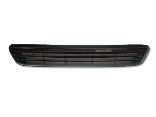 Sportgrill Frontgrill Grill Opel Astra Typ G Bj. 98-04 schwarz [Meccanico]