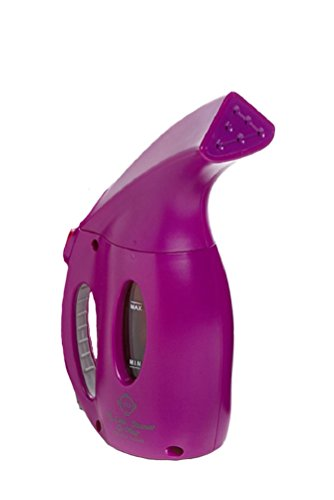 Joy Mangano Supreme Steam 900-Watt Premier My Little Steamer Go Mini - Purple