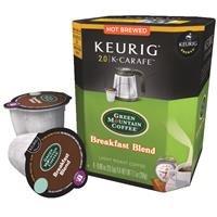 Keurig: 8Ct K-Carafe Brkf Coffee 4600 -2Pk