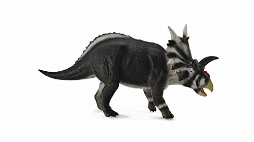 Collect A Prehistoric Life Xenoceratops Toy Figure