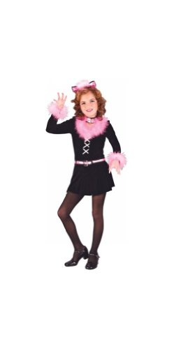 Marabou Cat Costume - Child