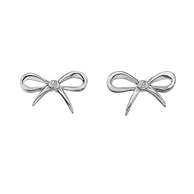 Hot Diamonds Flourish Earrings