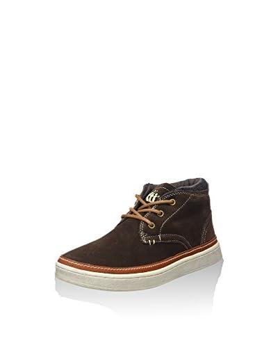 XTI Sneaker braun