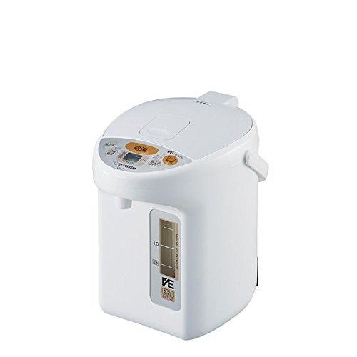 Zojirushi energy saving VE electric thermos 3.0L White CV-TY30-WA (Zojirushi Thermos White compare prices)