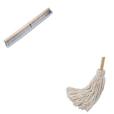 Wooden Floor Mop front-489014