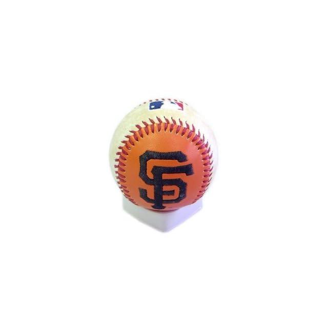San Francisco Giants Embroidered Baseball