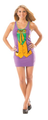 Rubie's Costume DC Comics Justice League Superhero Style Adult Dress