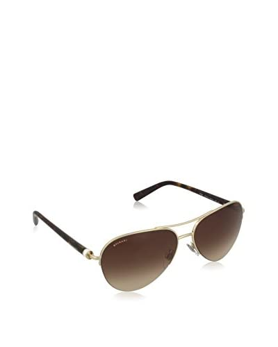 Bulgari Gafas de Sol 6084 (59 mm) (64.3 mm) Dorado
