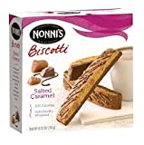 NONNIS Salted Caramel Biscotti , Pack of 2