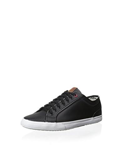 Ben Sherman Men's Conall Leather Lo Fashion Sneaker