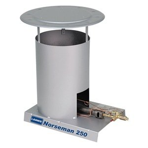 Norseman 250 000 btu convection tank top propane space heater space heaters - Small propane space heater collection ...