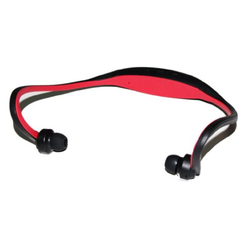 Fome Stereo Wireless Bluetooth Headphone Headsets Earphone For Music And Mobile Conversation Red+Fome Gift