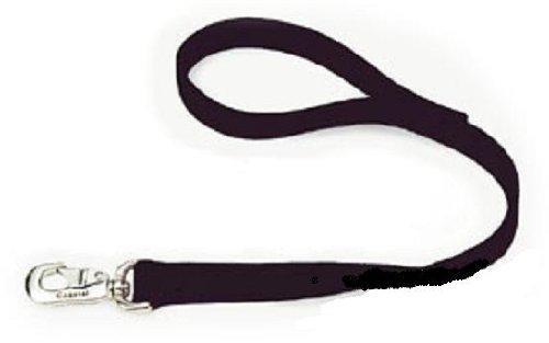 Artikelbild: Coastal Products Double Ply Nylon Leashes Traffic Lead Soft Collar Black 1'X24'